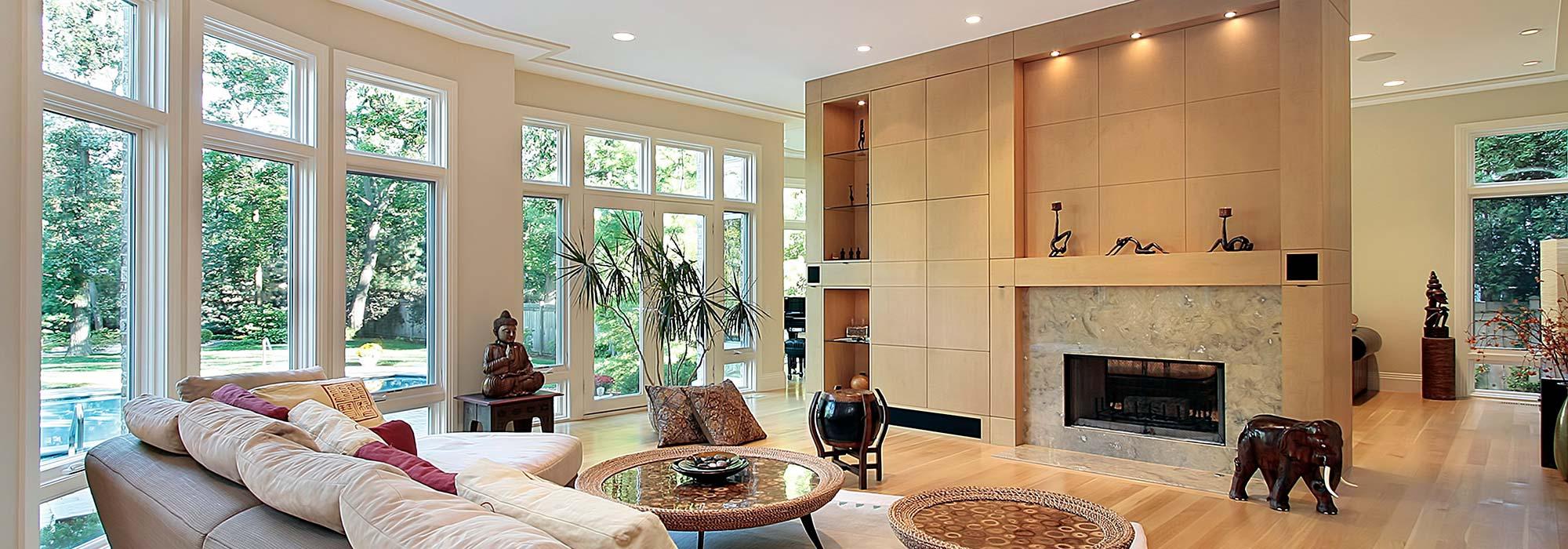 Luxurious Room & Windows