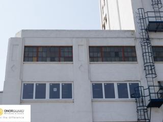White PVC Horizontal Sliding Windows Moose Jaw Saskatchewan Best Quality