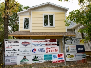 EnerGuard Windows is proud to be supporting the Habitat for Humanity Moose Jaw Build.