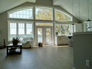White PVC Windows Echo Lake Saskatchewan Energy Star Most Efficient