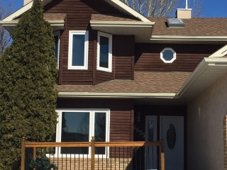 White PVC Windows Regina Saskatchewan Energy Star Most Efficient