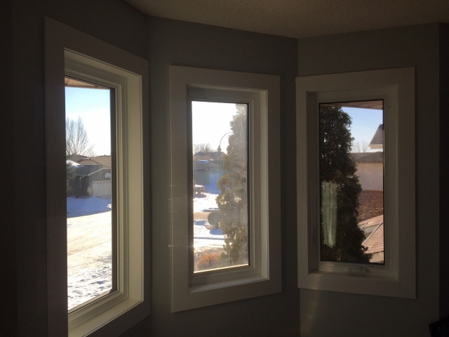 White PVC Windows Regina Saskatchewan Energy Star Most Efficient